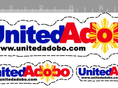 unitedadobo-sticker