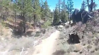 Cannell Plunge MTB – Kernville, CA