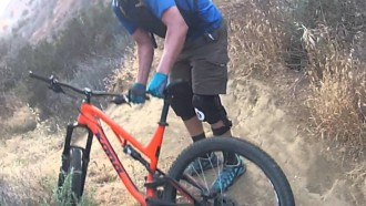 G-out Trail – Castaic, California