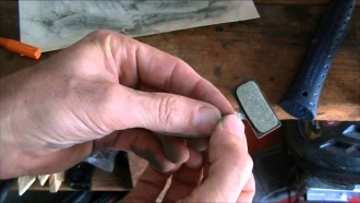 How to Restore Mountain Bike Brake Pads