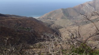 Point Mugu from Wendy with Simi Boys