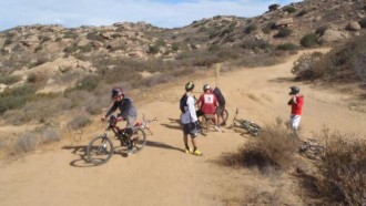 Hummingbird Trail - Simi Valley