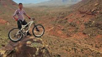 Rim Rock Trail - St George, Utah