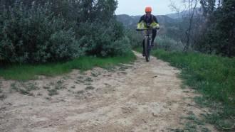 Chivos and Tapo Mountain Bike Trail