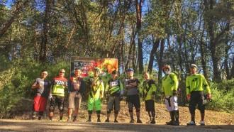 Demo Flow Trail - Soquel Demo, Santa Cruz