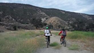 Las Llajas Trail, Chumash Trail & Hummingbird Trail