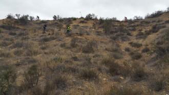 Tapia Canyon 9-4-2014