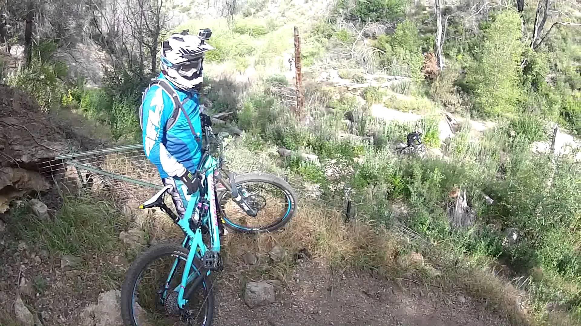 Gabrielino Trail – Red Box to Switzer