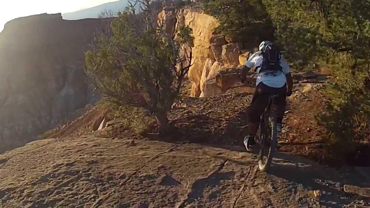 Gooseberry Mesa South Rim Trail