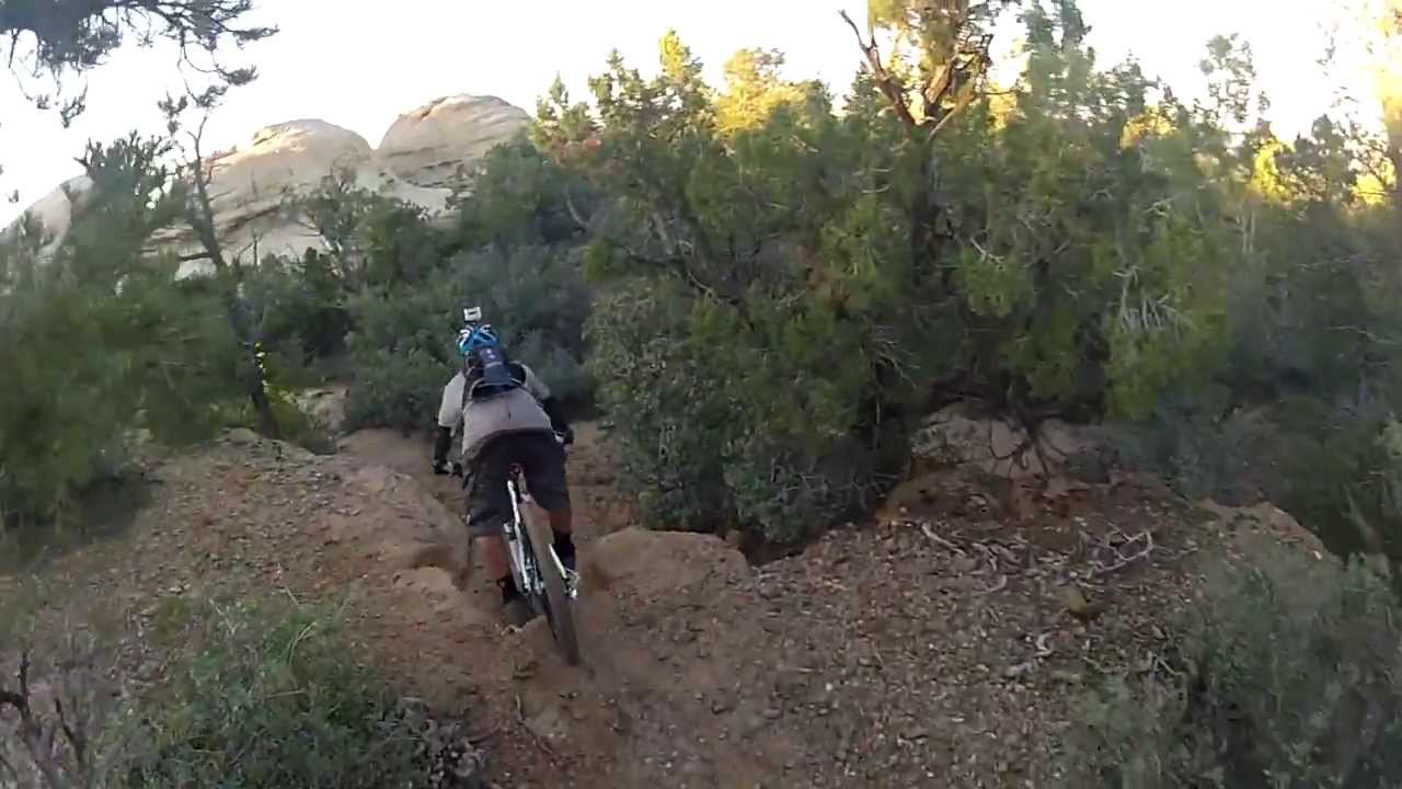 Hidden Canyon – Gooseberry Mesa