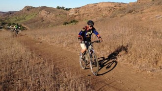 Wildwood to Hill Canyon