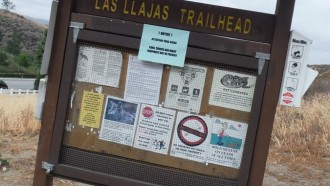 Las Llajas and Chumash Loop - Marr Ranch Parkland