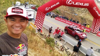 Amgen Tour of California 2015 KOM